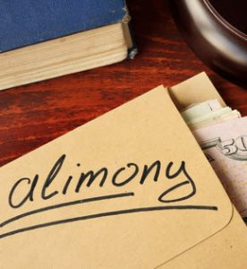 alimony