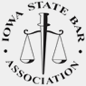 iowa state bar association logo
